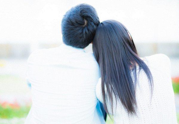 中学生女子・恋の悩み