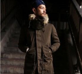 中学生男子のファッション