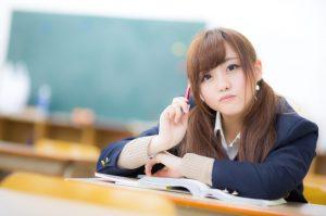 中学生女子