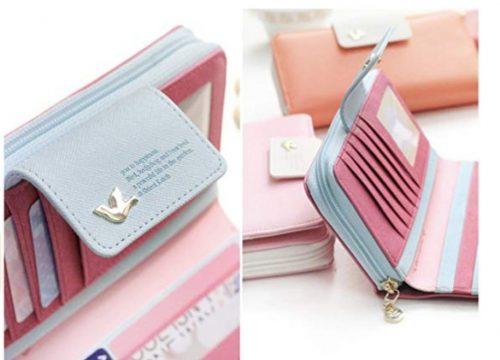 人気の長財布