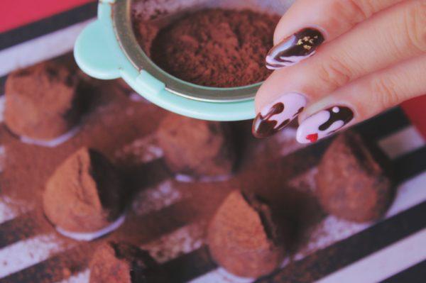 本格チョコ作り
